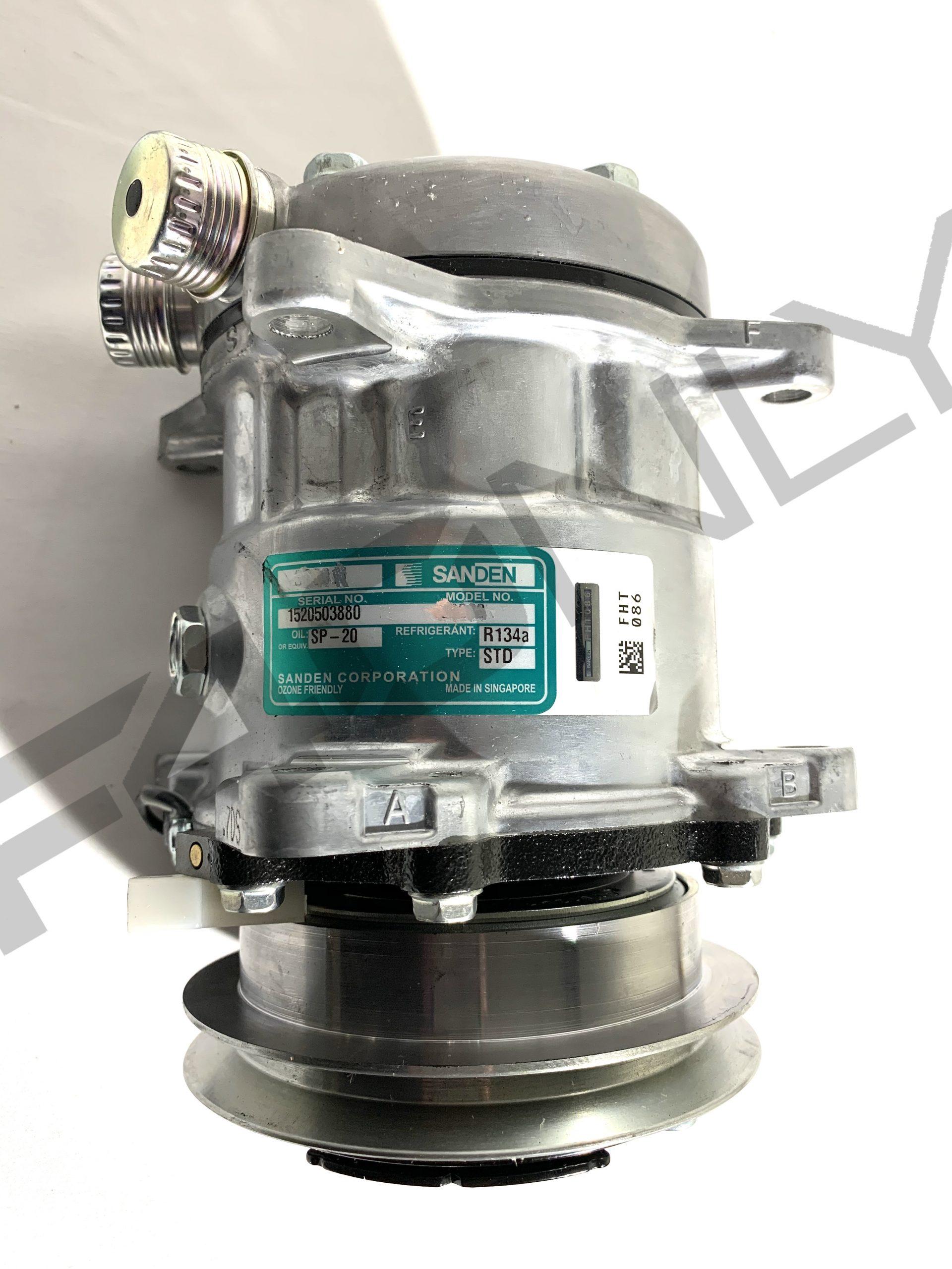 AC Compressor Image