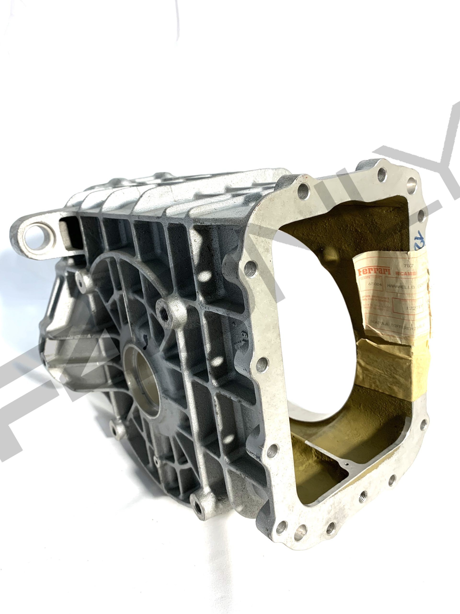 Differential Housing Image
