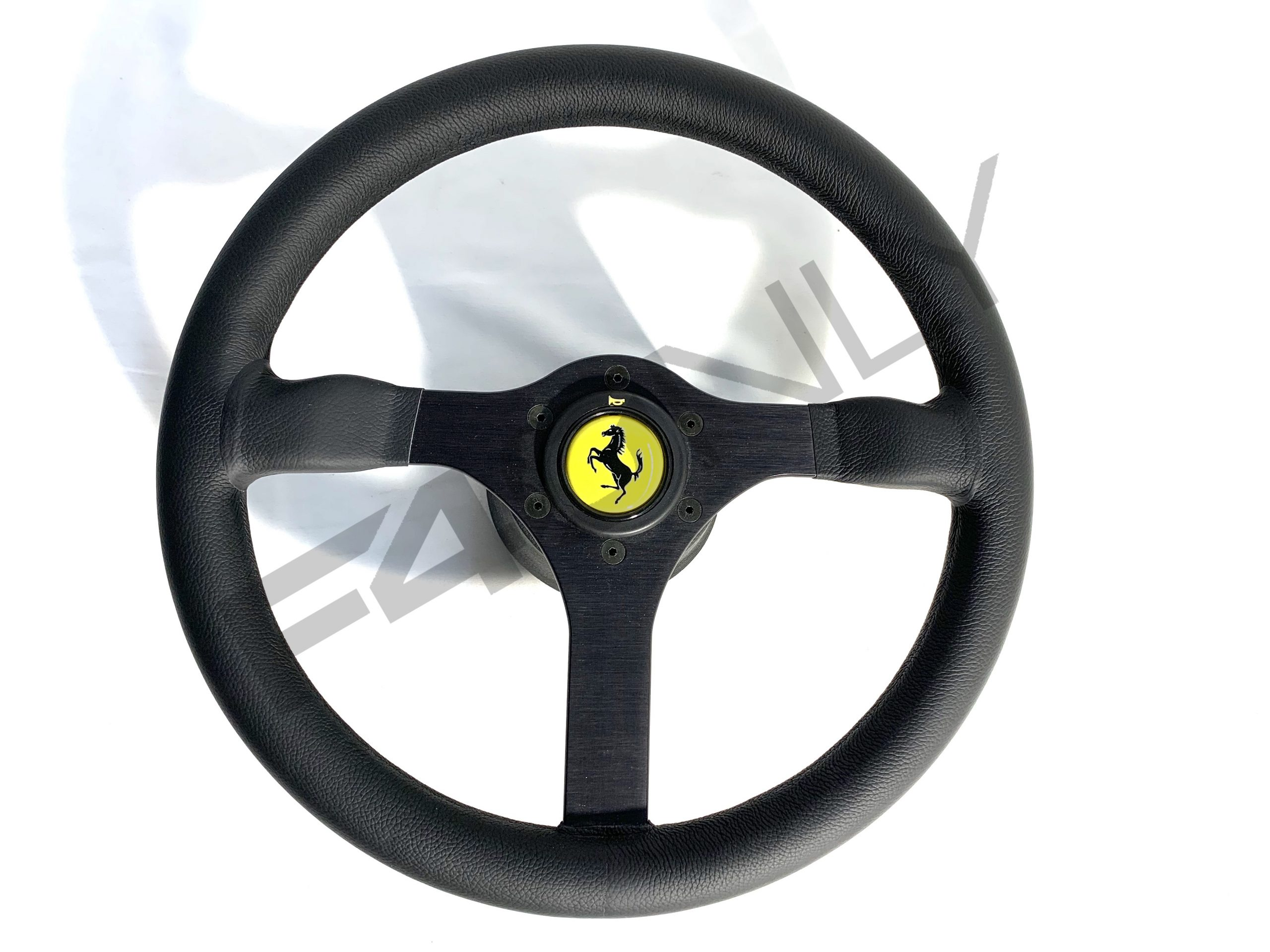 Steering Wheel Complete Image