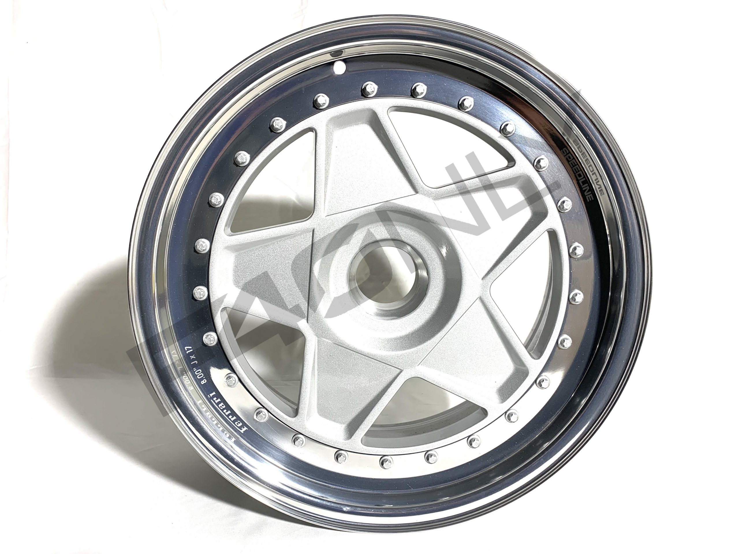 Front Wheel (8jx17