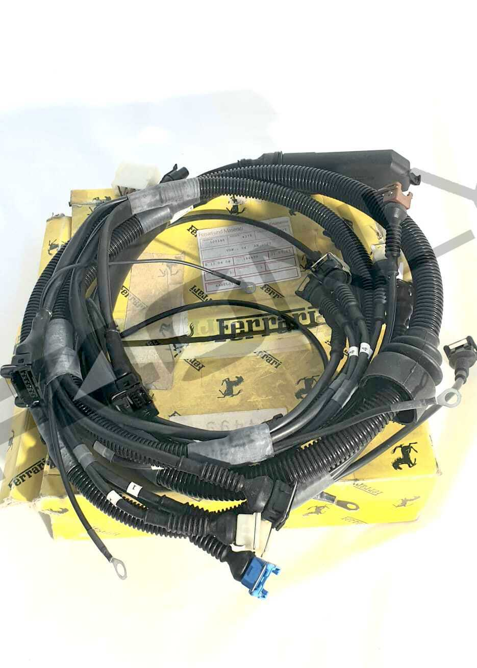 R.H. Engine Cables Image