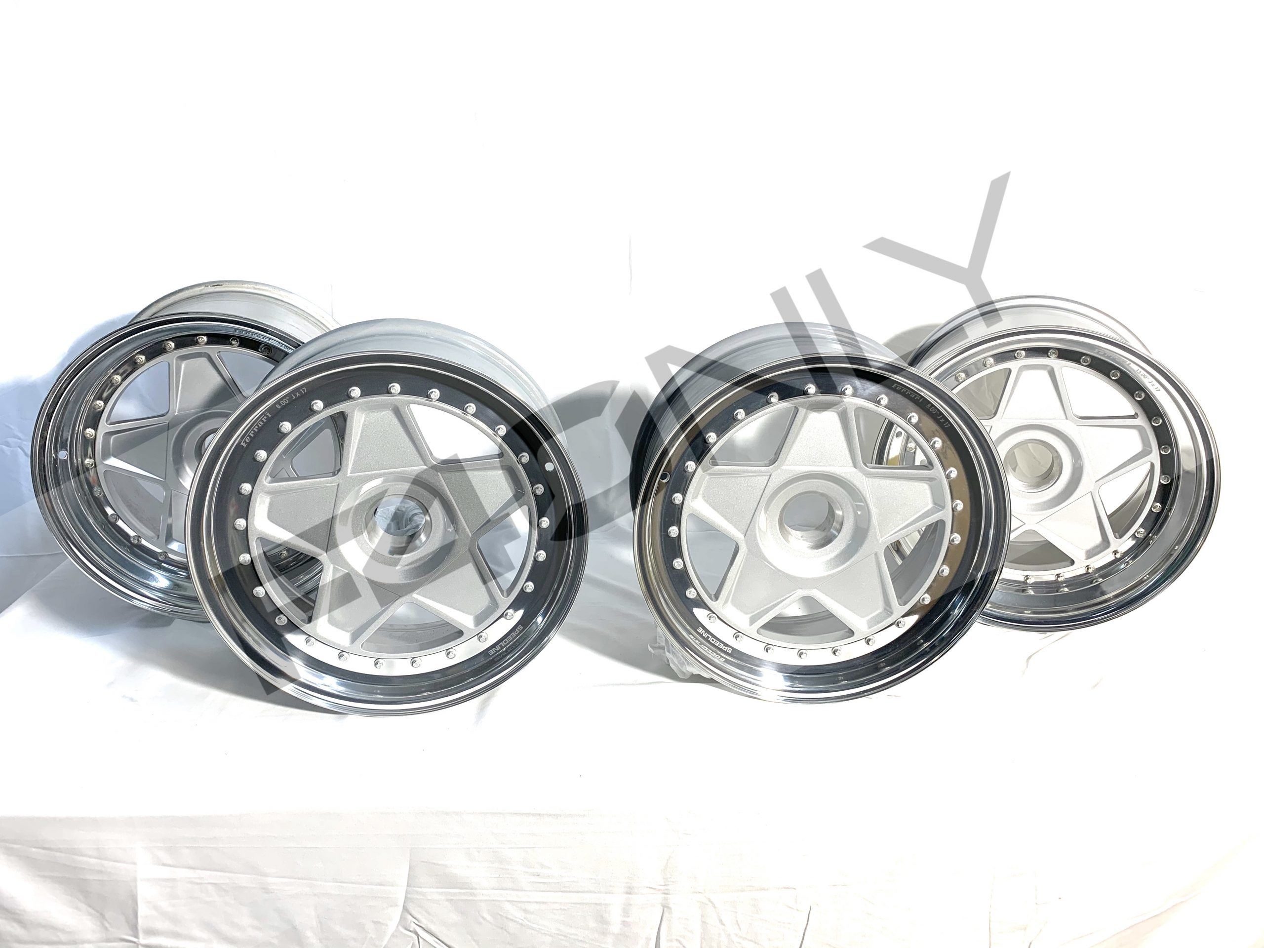 WHEELS SET Image