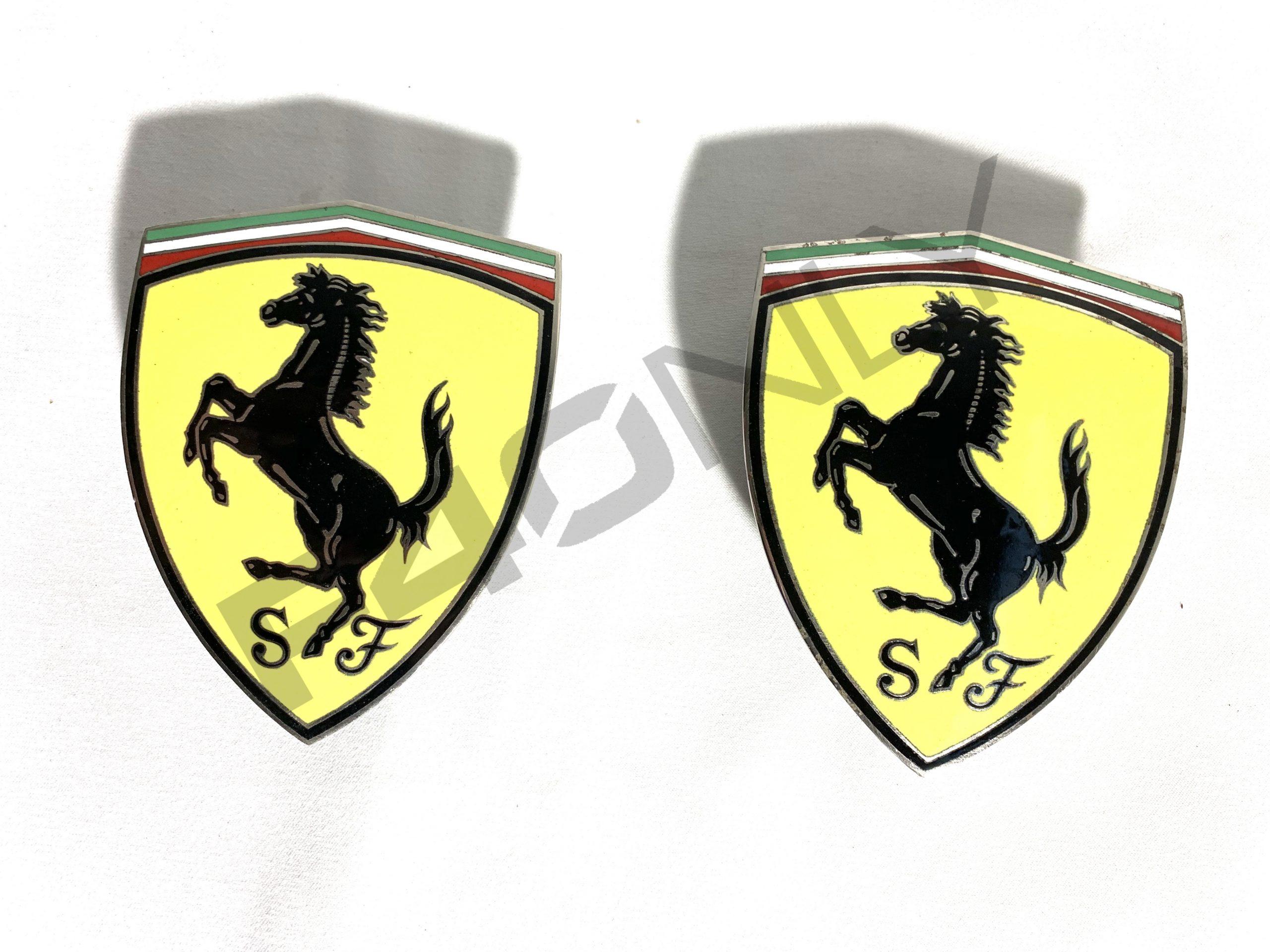 R.H. and L.H. Emblem Image