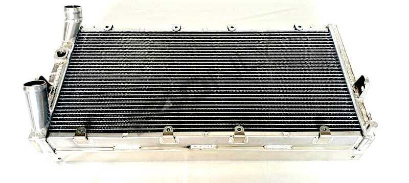 Water radiator - Pattern - Better cooling - Made in Modena Image