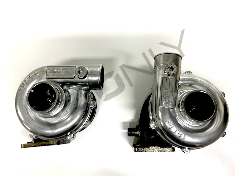 Right & Left Turbocharger Image