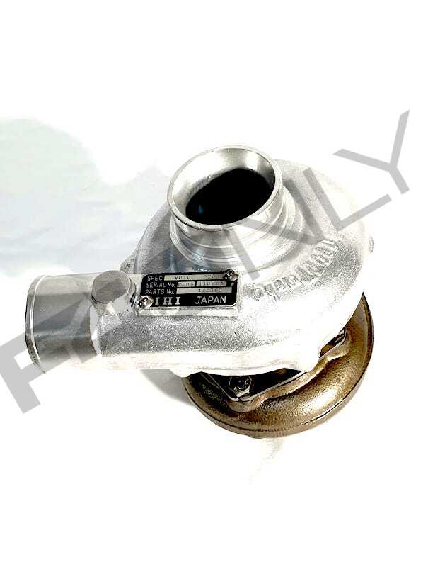 Left Turbocharger Image