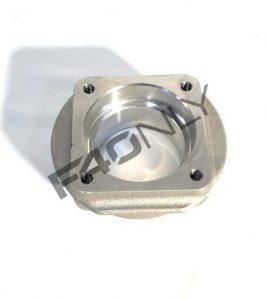 Cap spring retainer Image