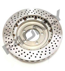 Complete Front Break Disc - Pattern Image