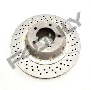 Complete Rear Brake Disc - Original Image